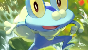 Pictures Of Froakie
