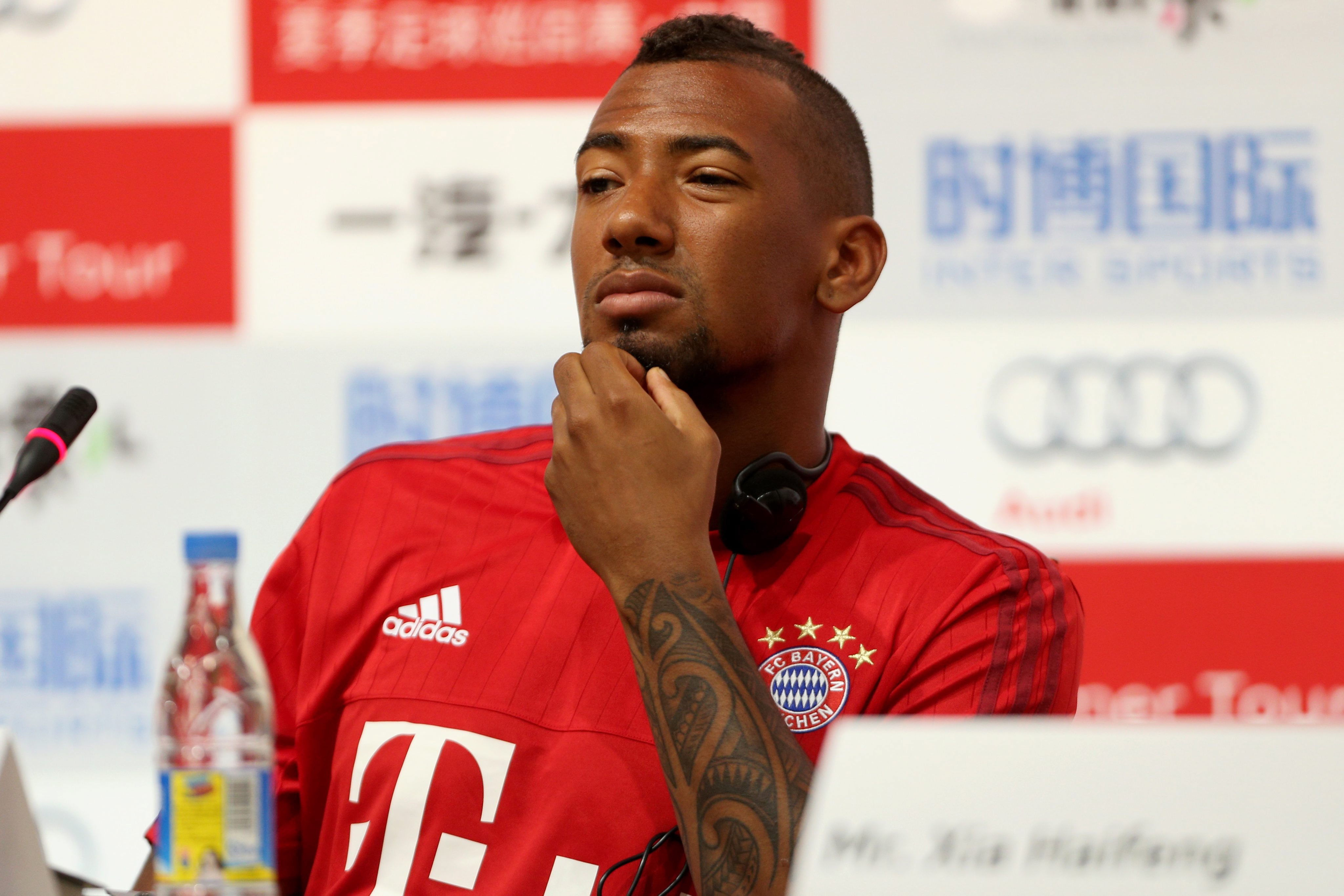 Pictures Of Jerome Boateng