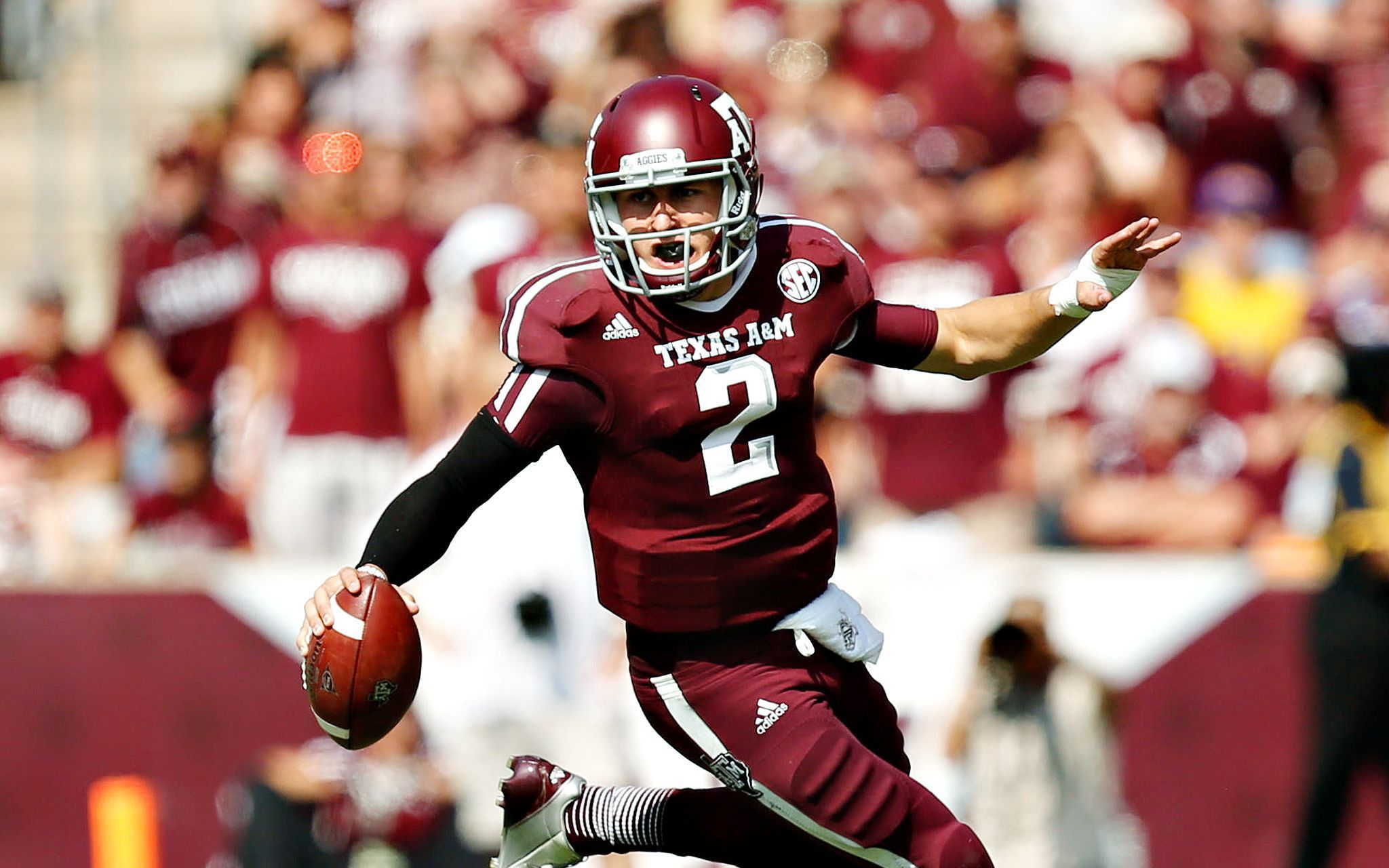 Pictures Of Johnny Manziel