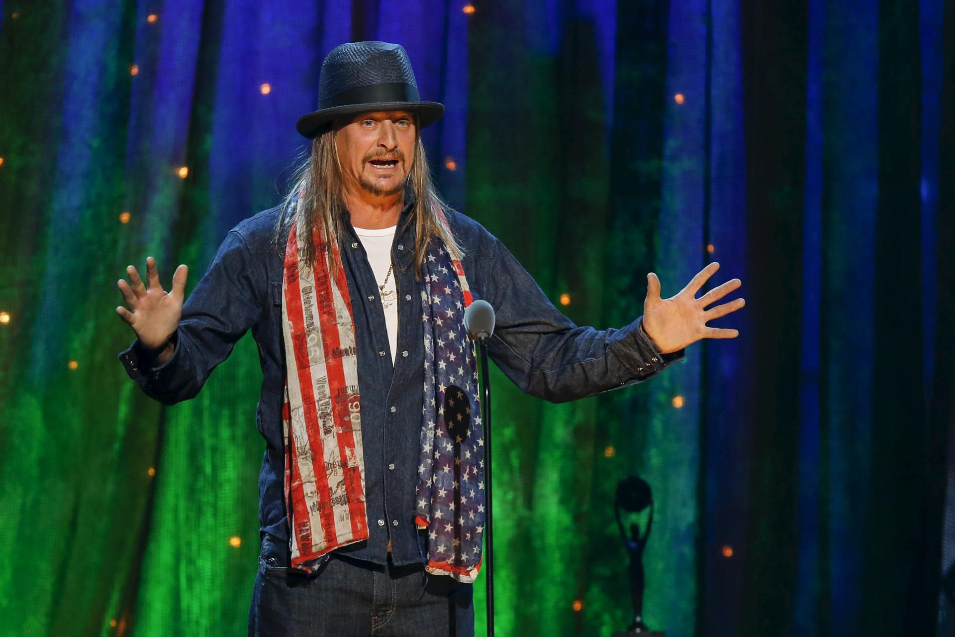 Pictures Of Kid Rock