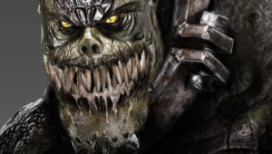 Pictures Of Killer Croc