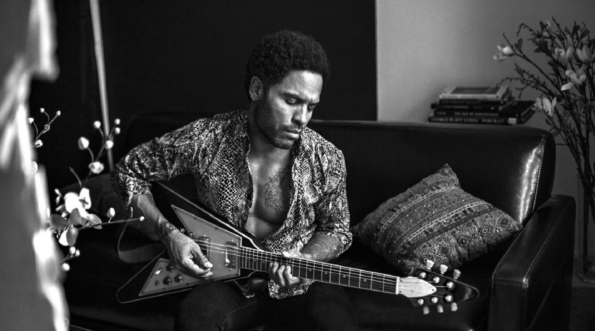 Pictures Of Lenny Kravitz