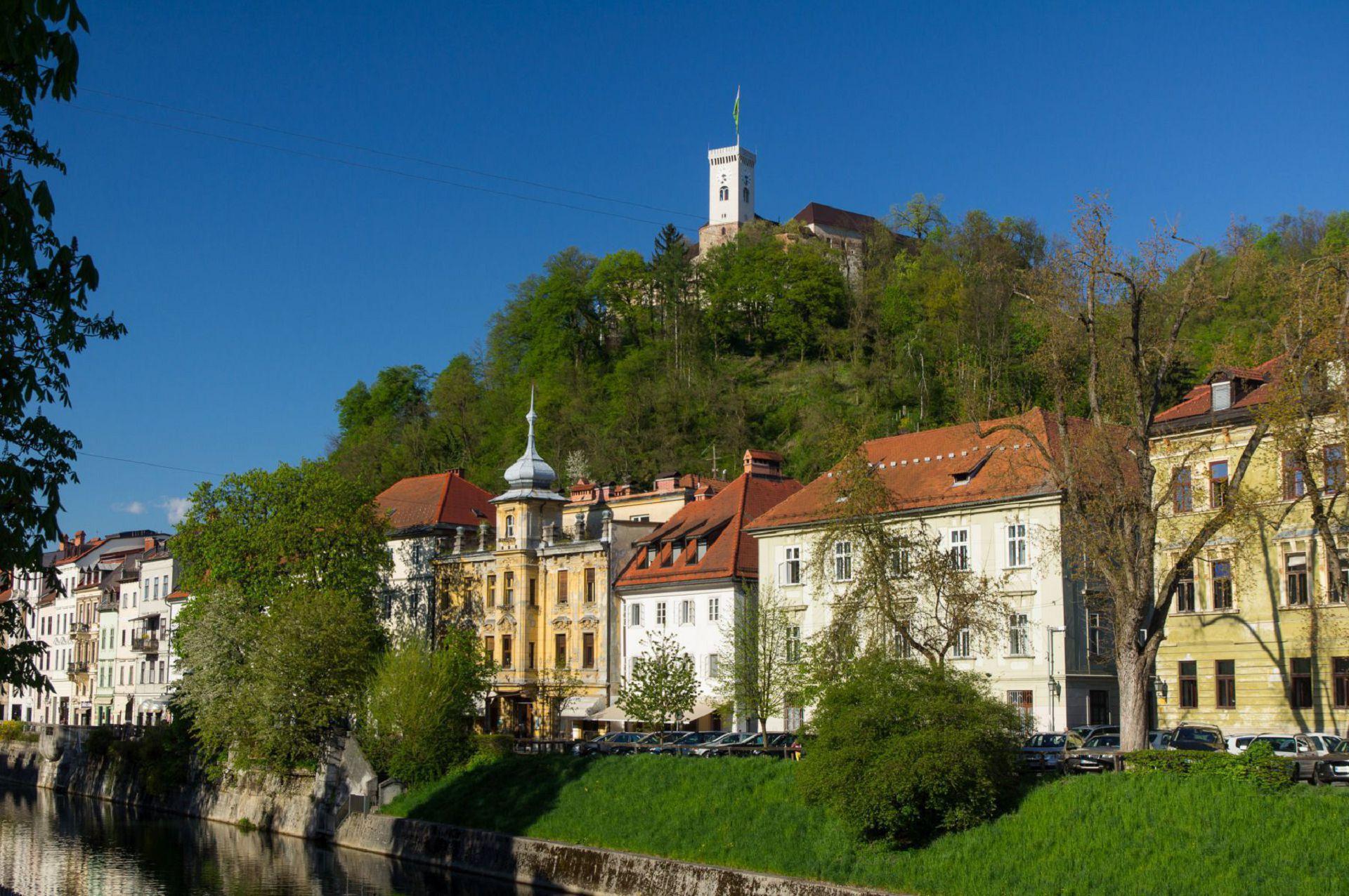 Pictures Of Ljubljana