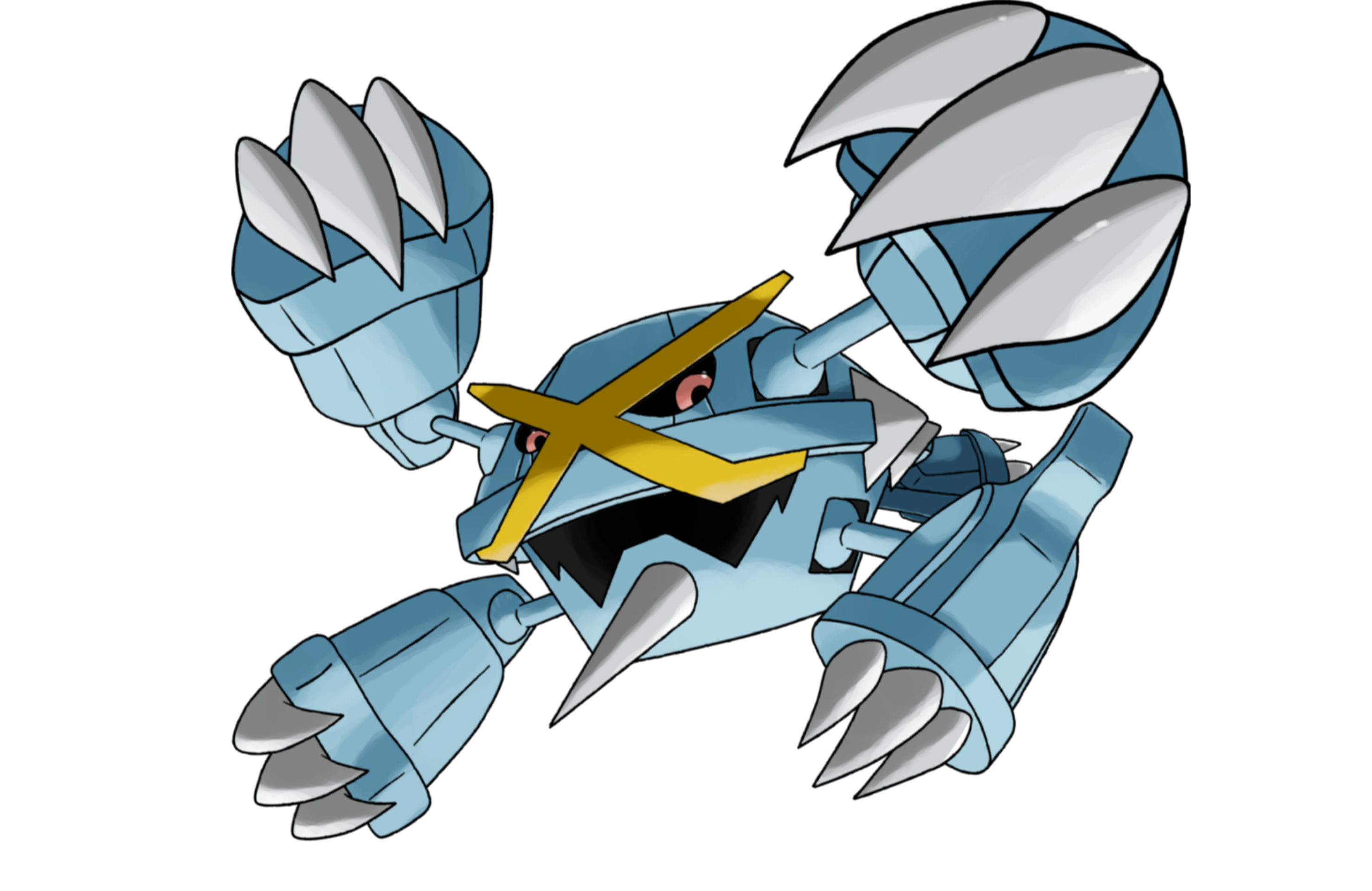 Pictures Of Metagross