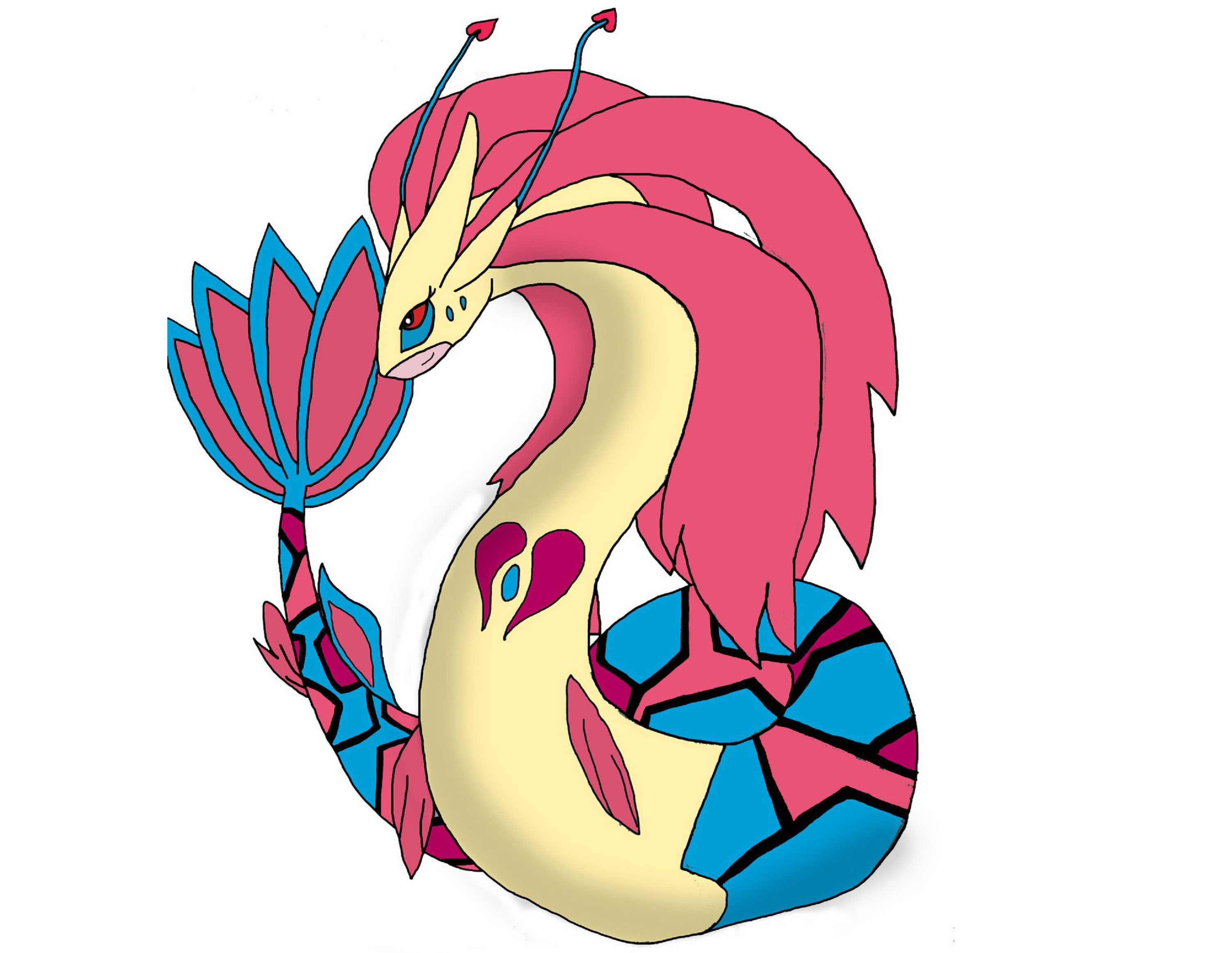 Pictures Of Milotic