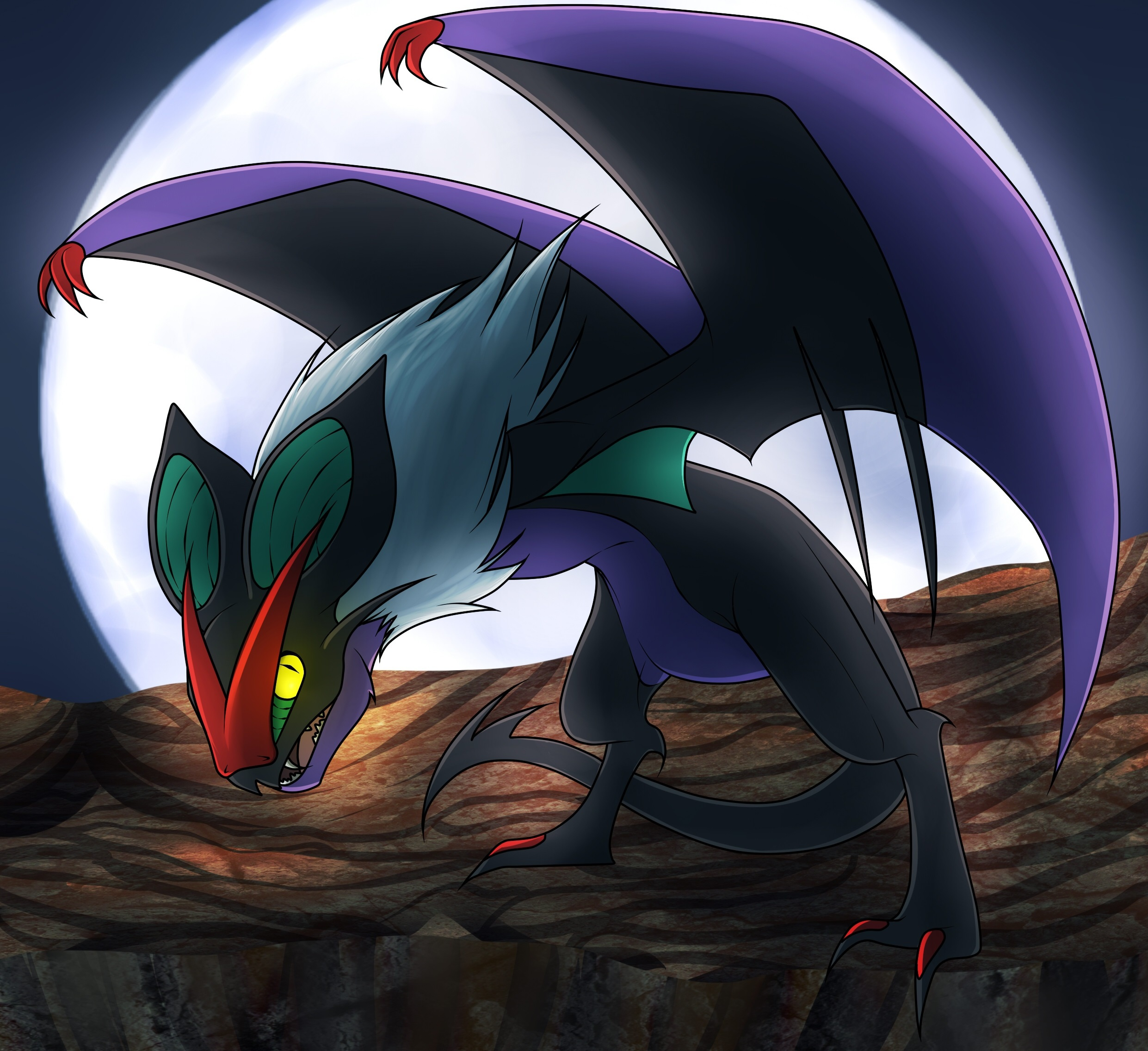 Pictures Of Noivern