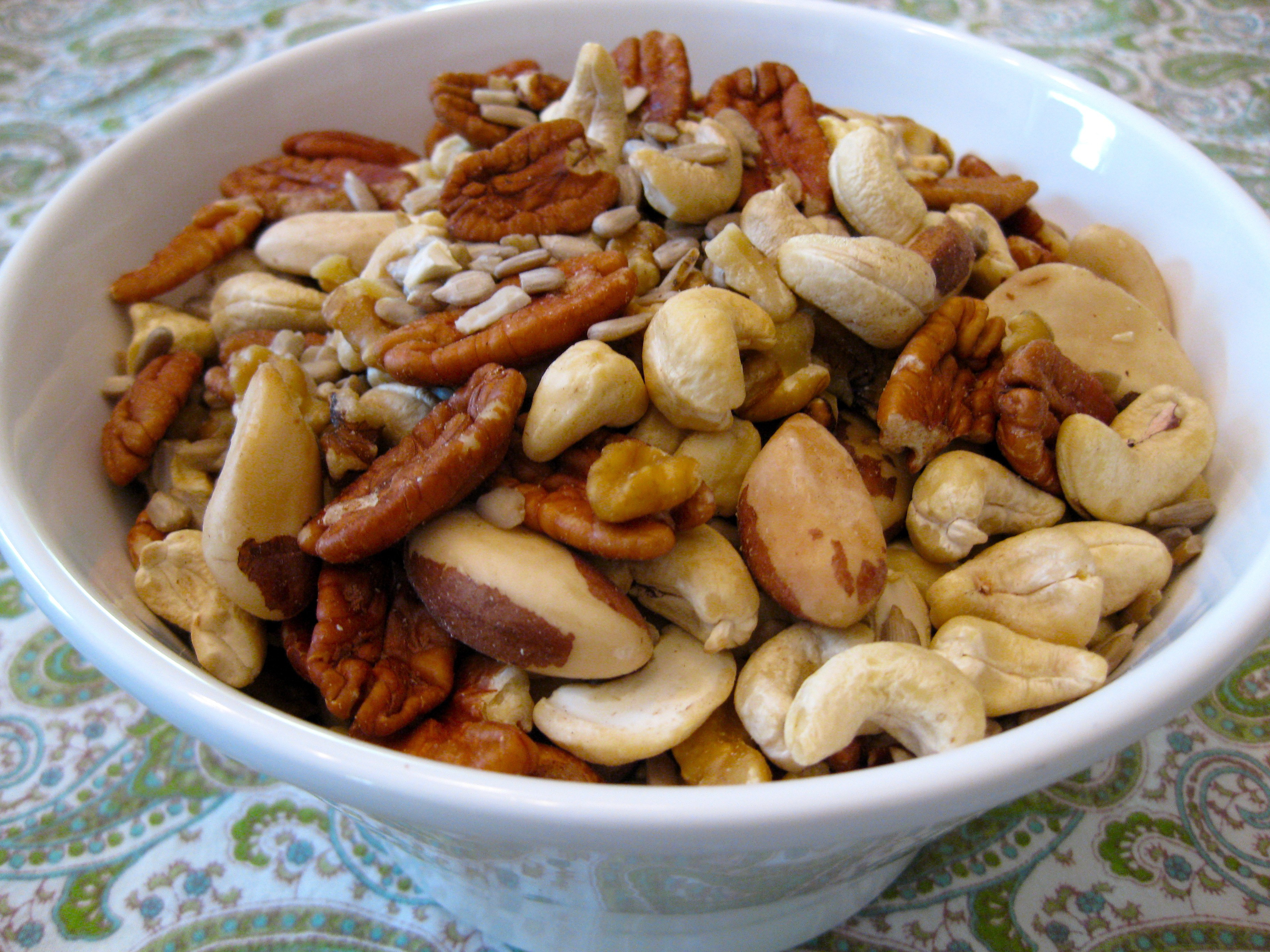 Pictures Of Nuts