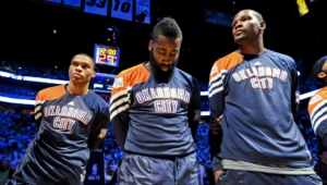 Pictures Of Oklahoma City Thunder