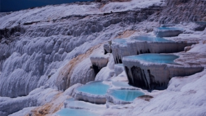 Pictures Of Pamukkale