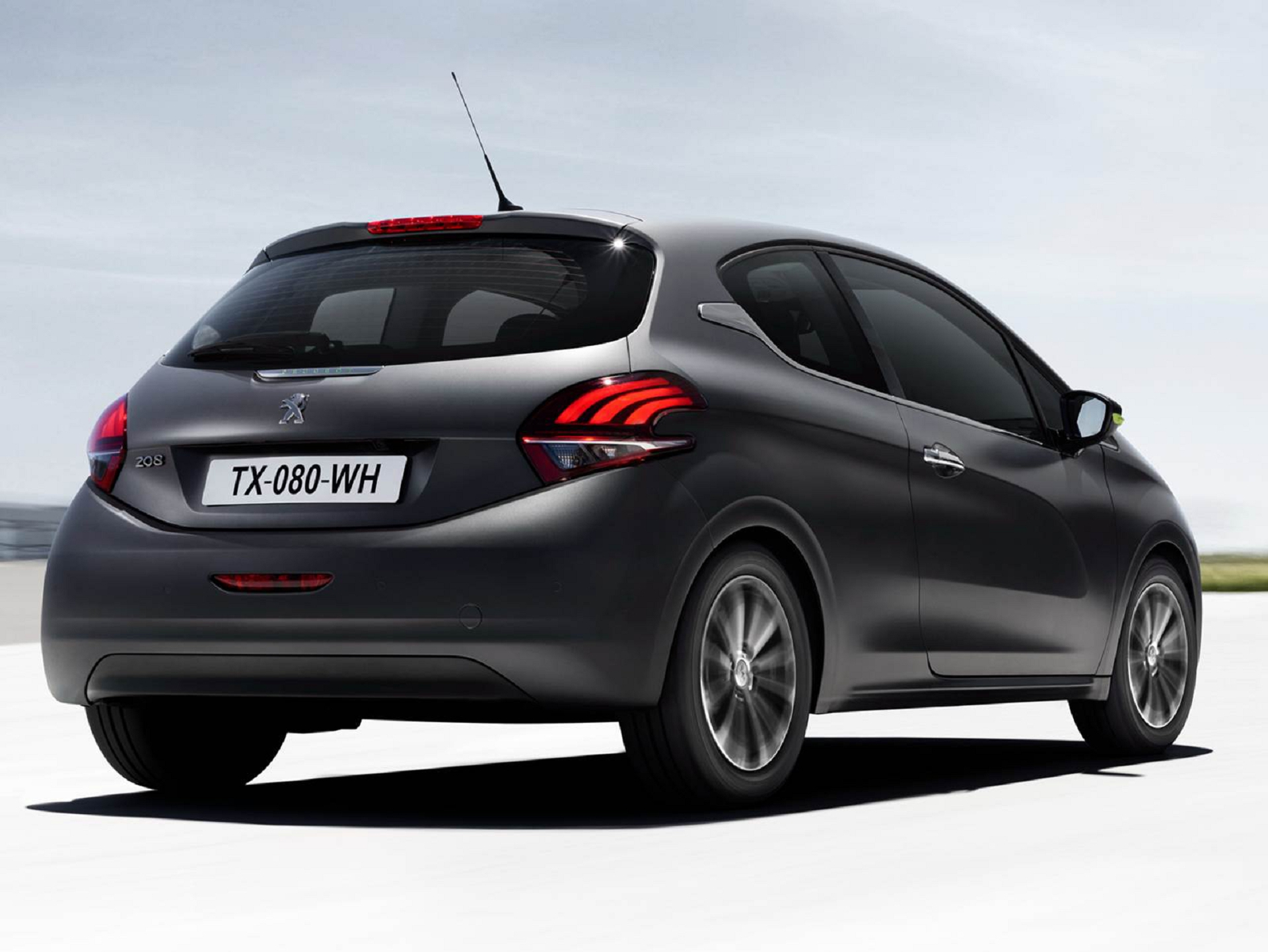 Pictures Of Peugeot 208 Gti