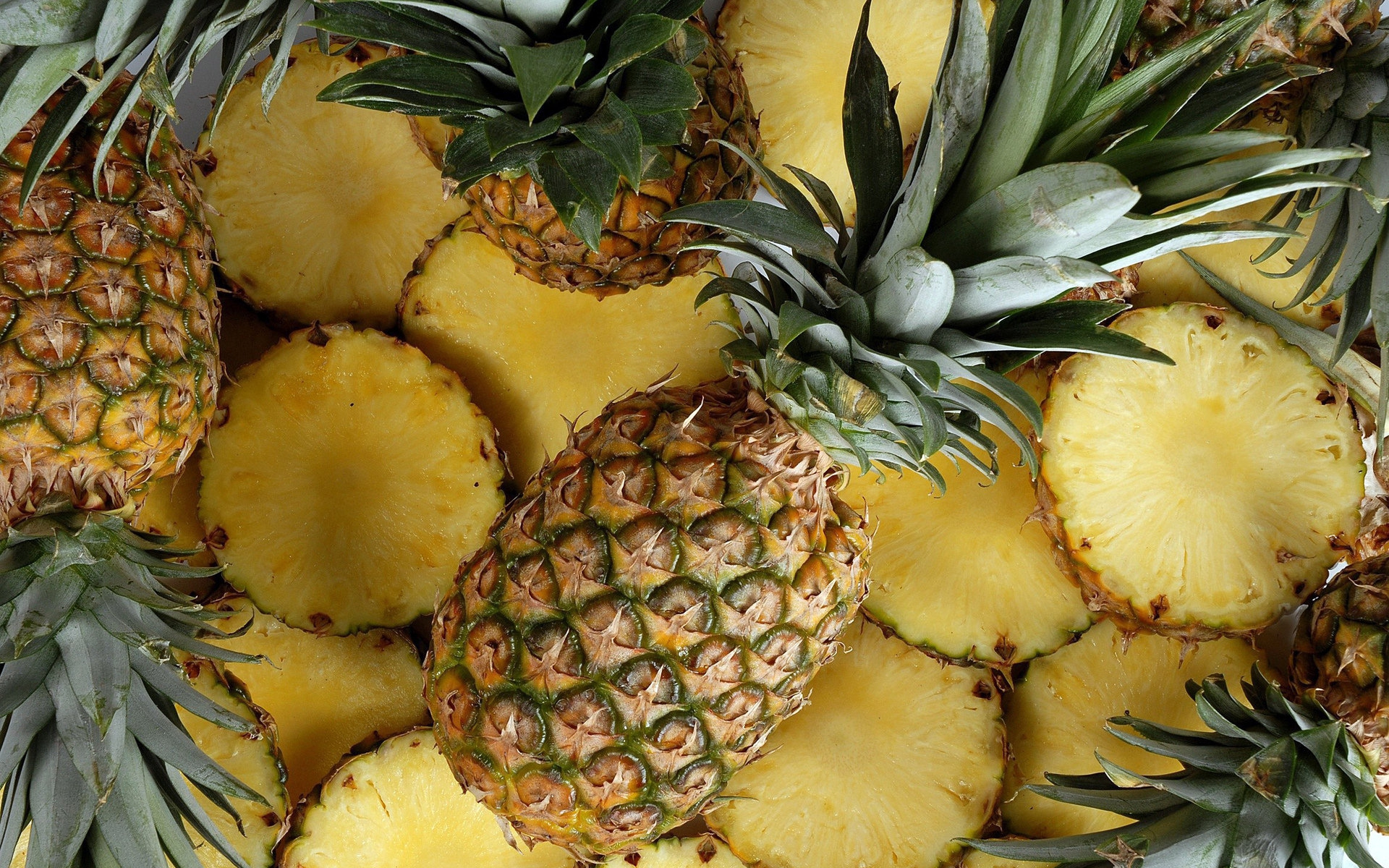 Pictures Of Pineapple