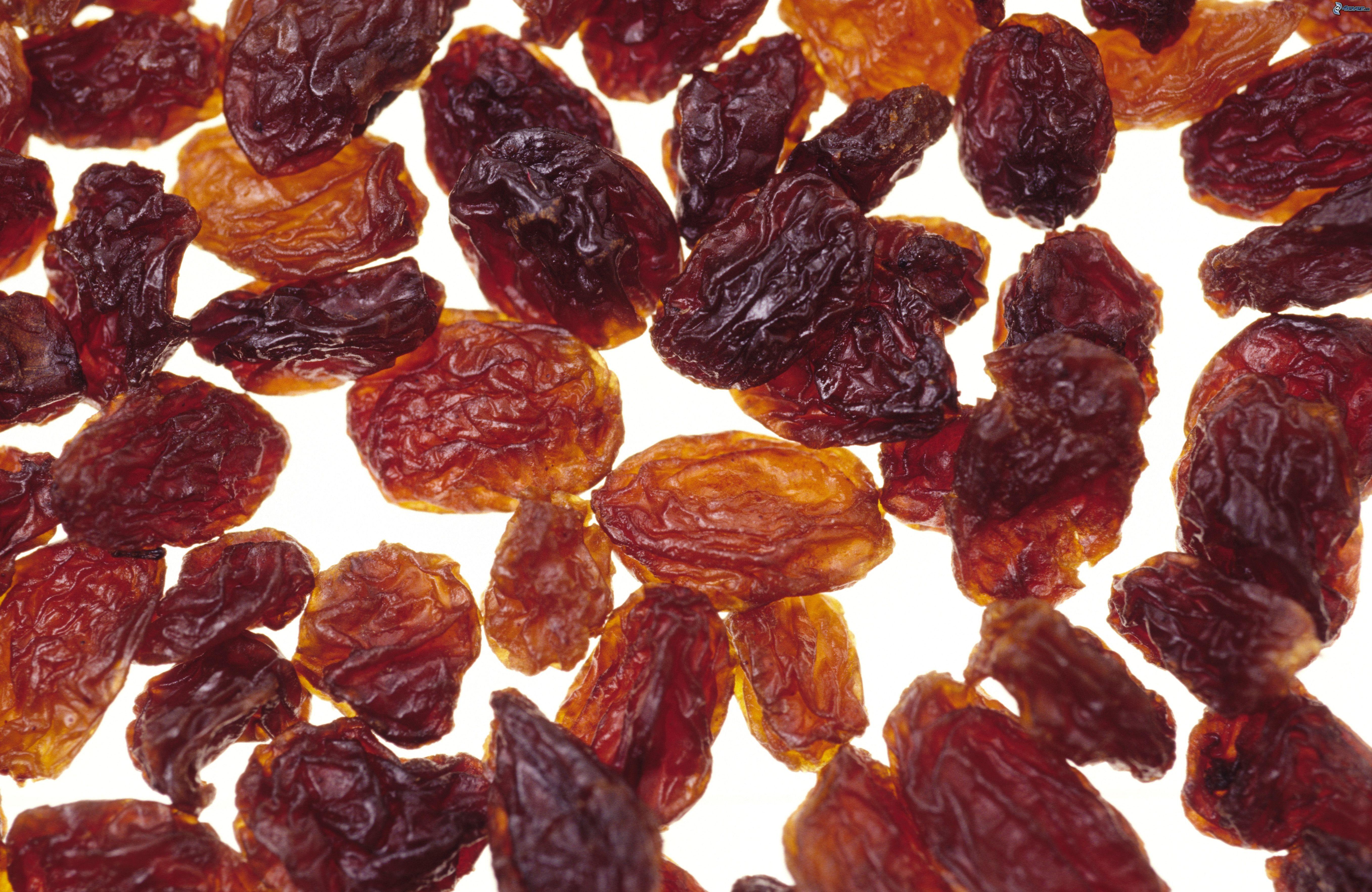 Pictures Of Raisins