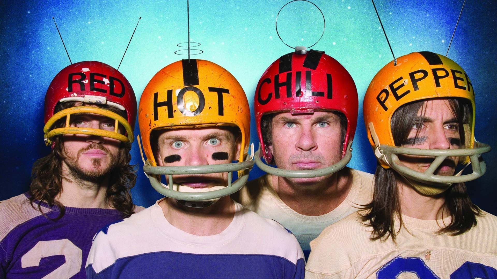 Pictures Of Red Hot Chili Peppers