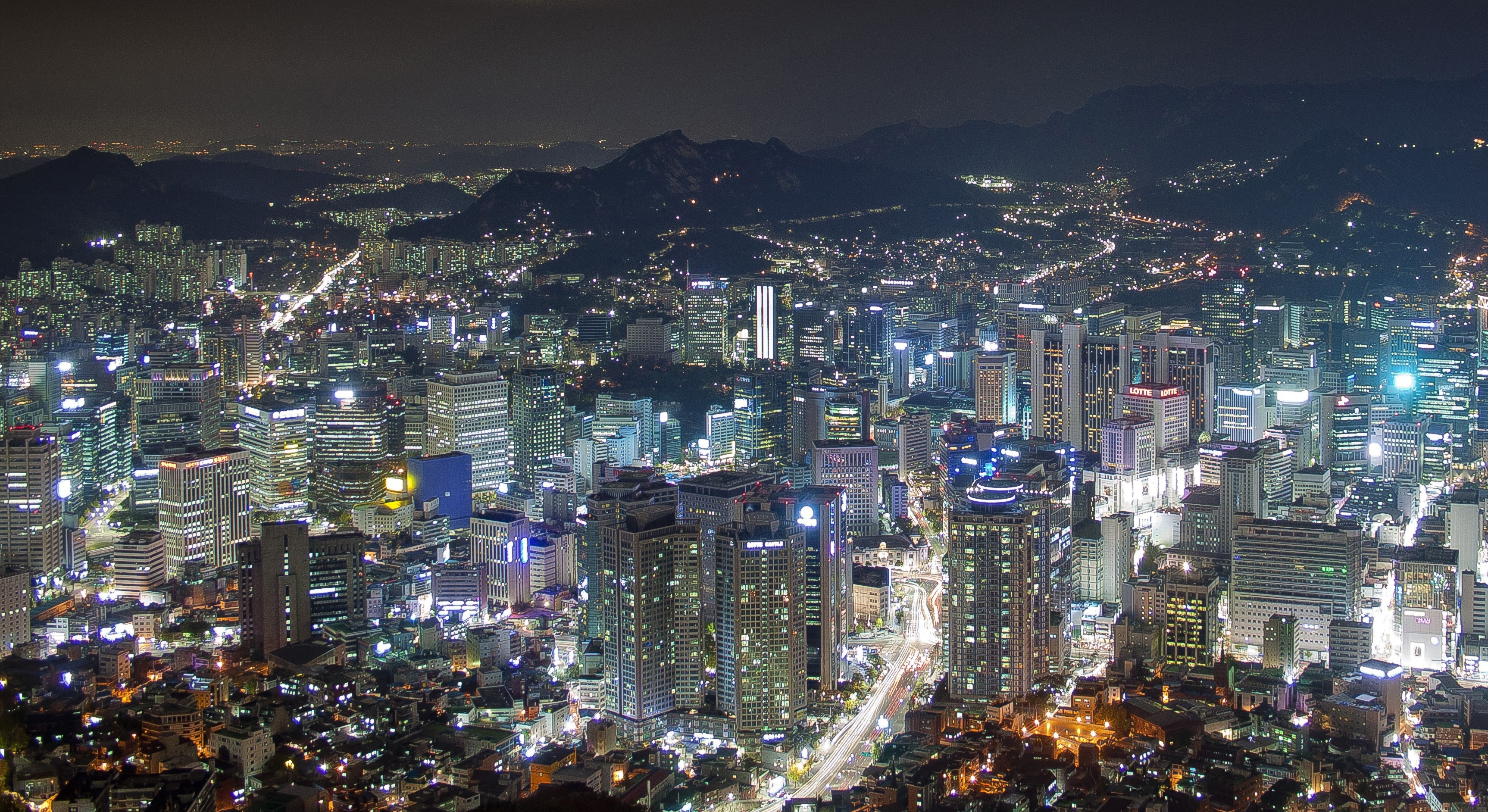 Pictures Of Seoul