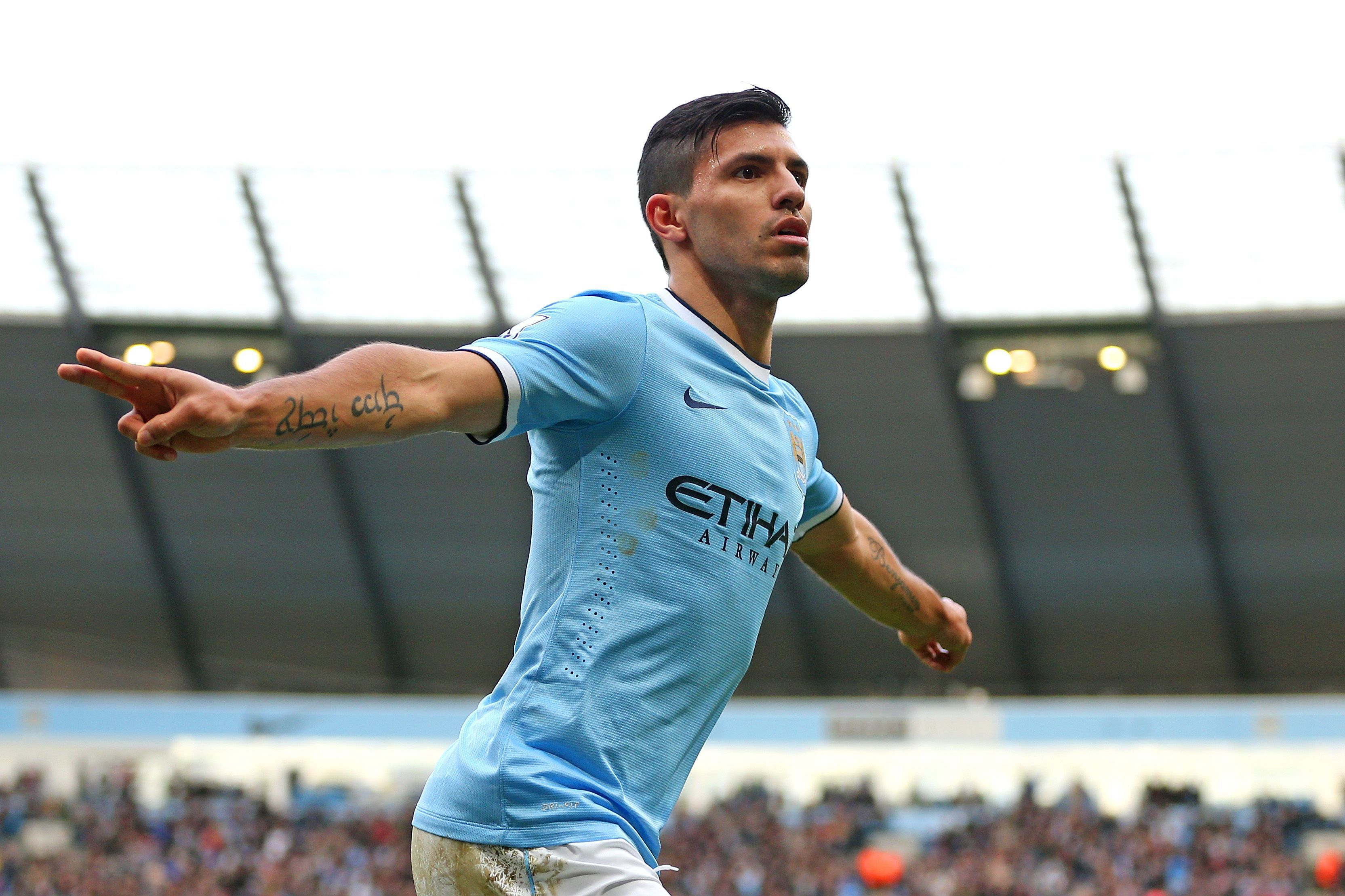Pictures Of Sergio Aguero