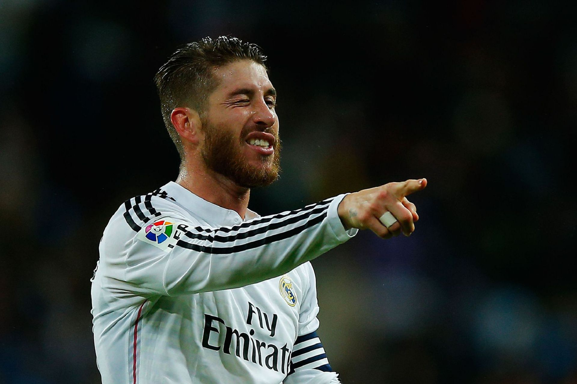 Pictures Of Sergio Ramos