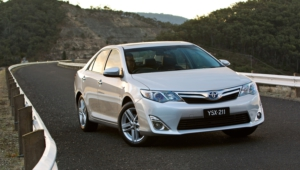 Pictures Of Toyota Camry