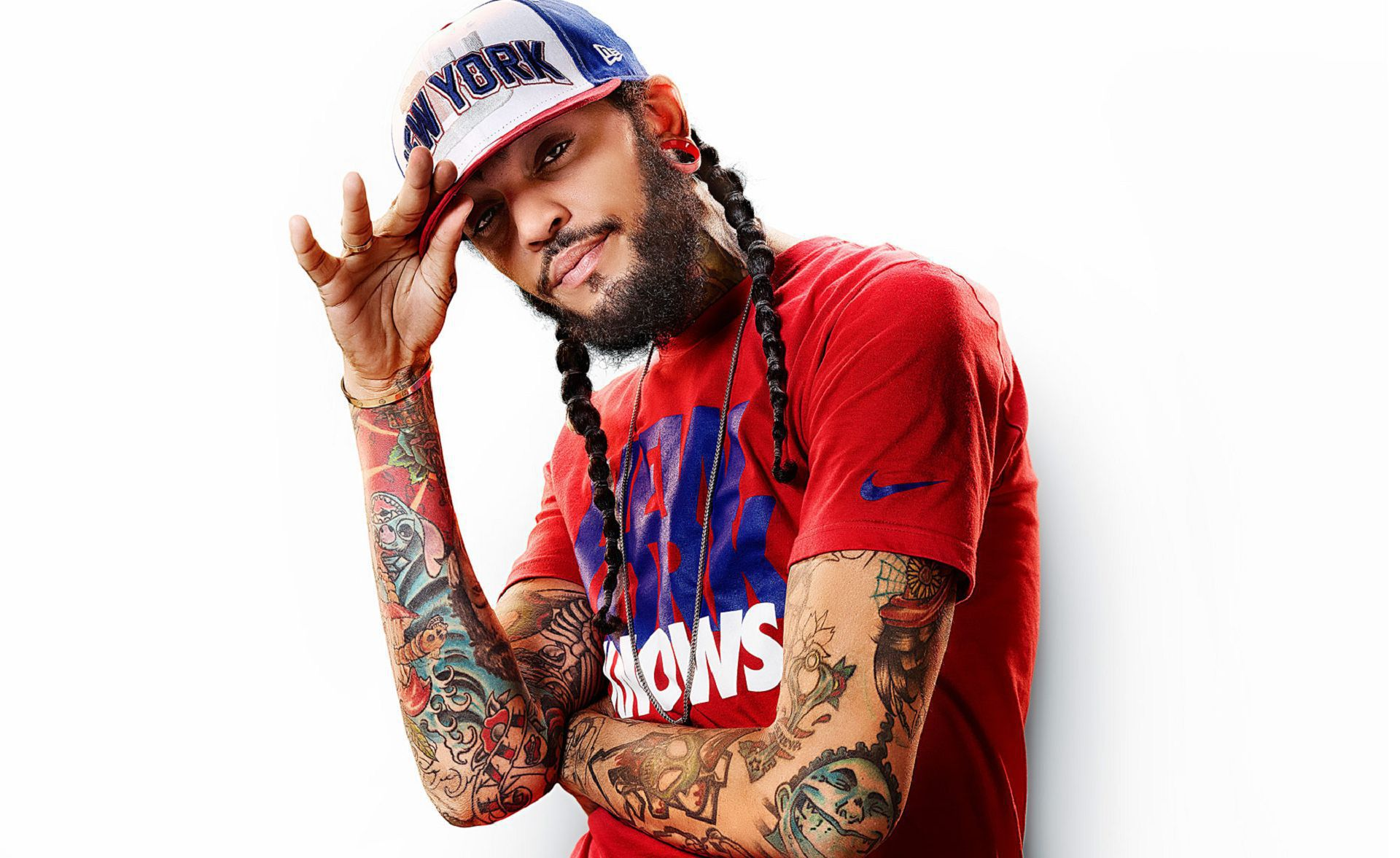 Pictures Of Travie Mccoy