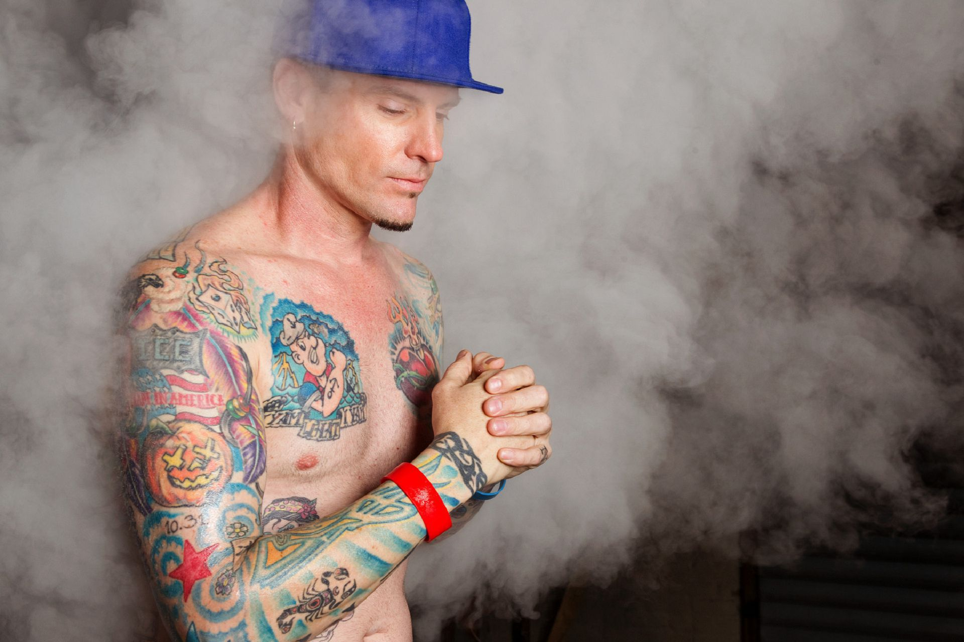 Pictures Of Vanilla Ice