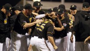 Pittsburgh Pirates Background
