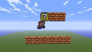 Pixel Mario Pictures