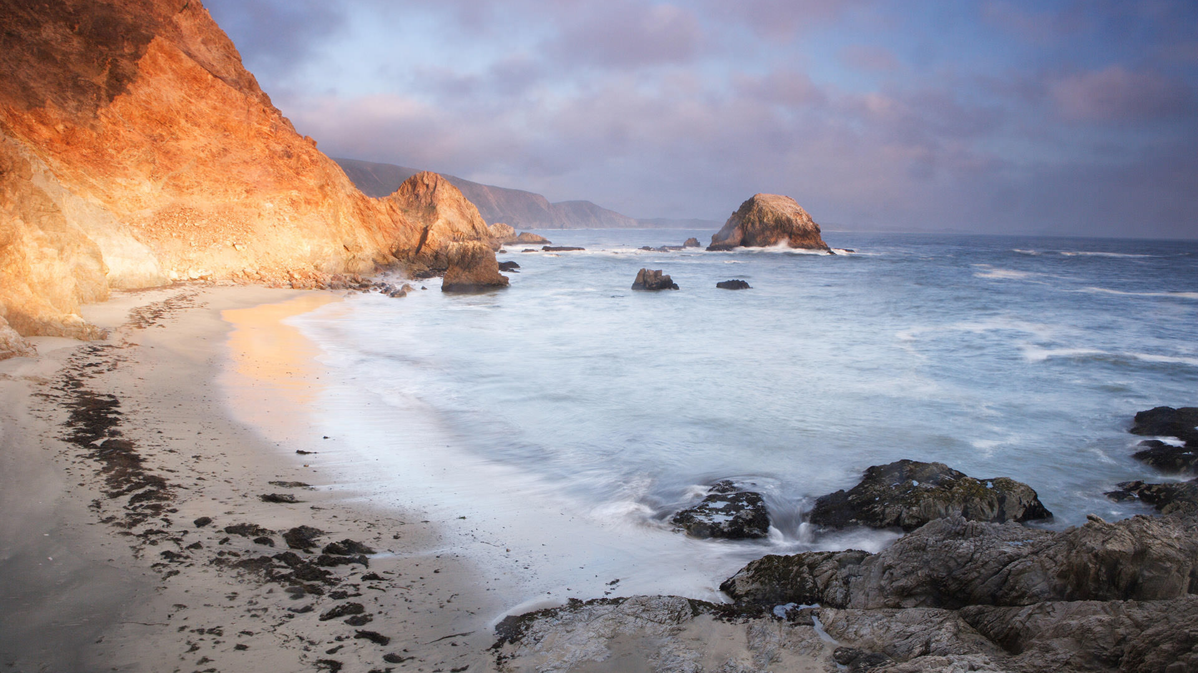 Point Reyes National Hd Wallpaper