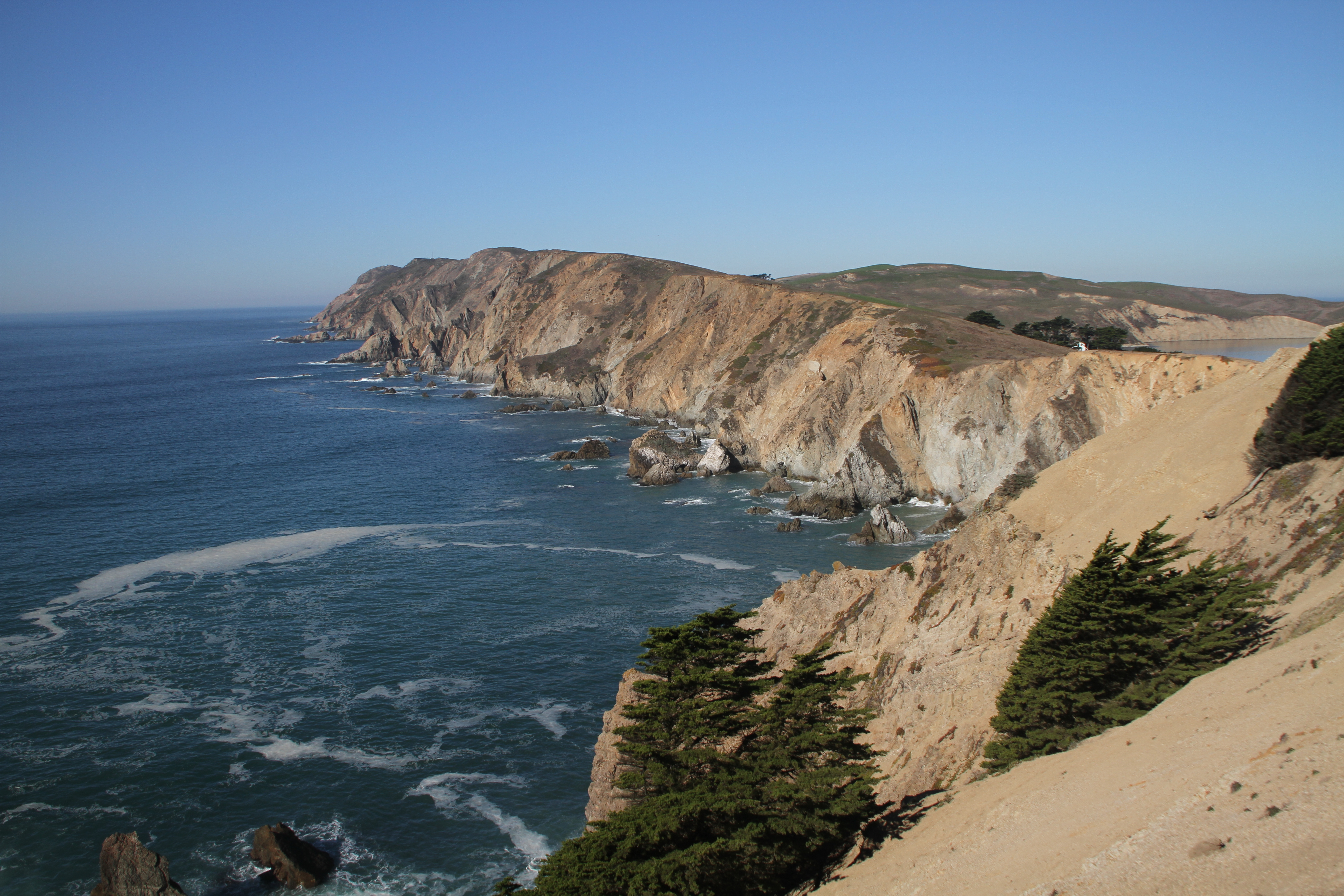 Point Reyes National Widescreen