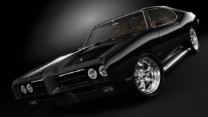 Pontiac Gto Background