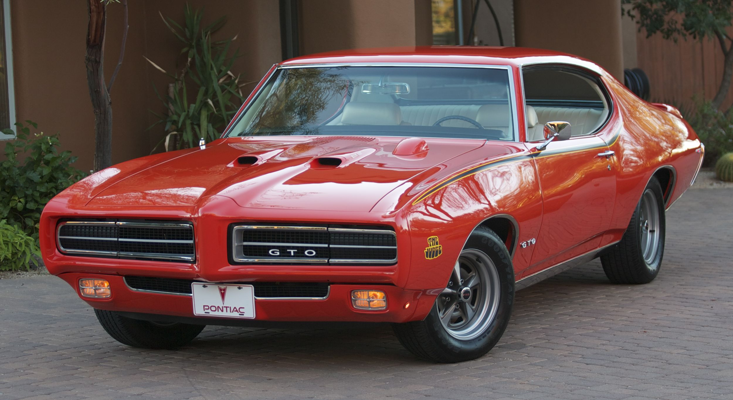 Pontiac Gto Hd Wallpaper