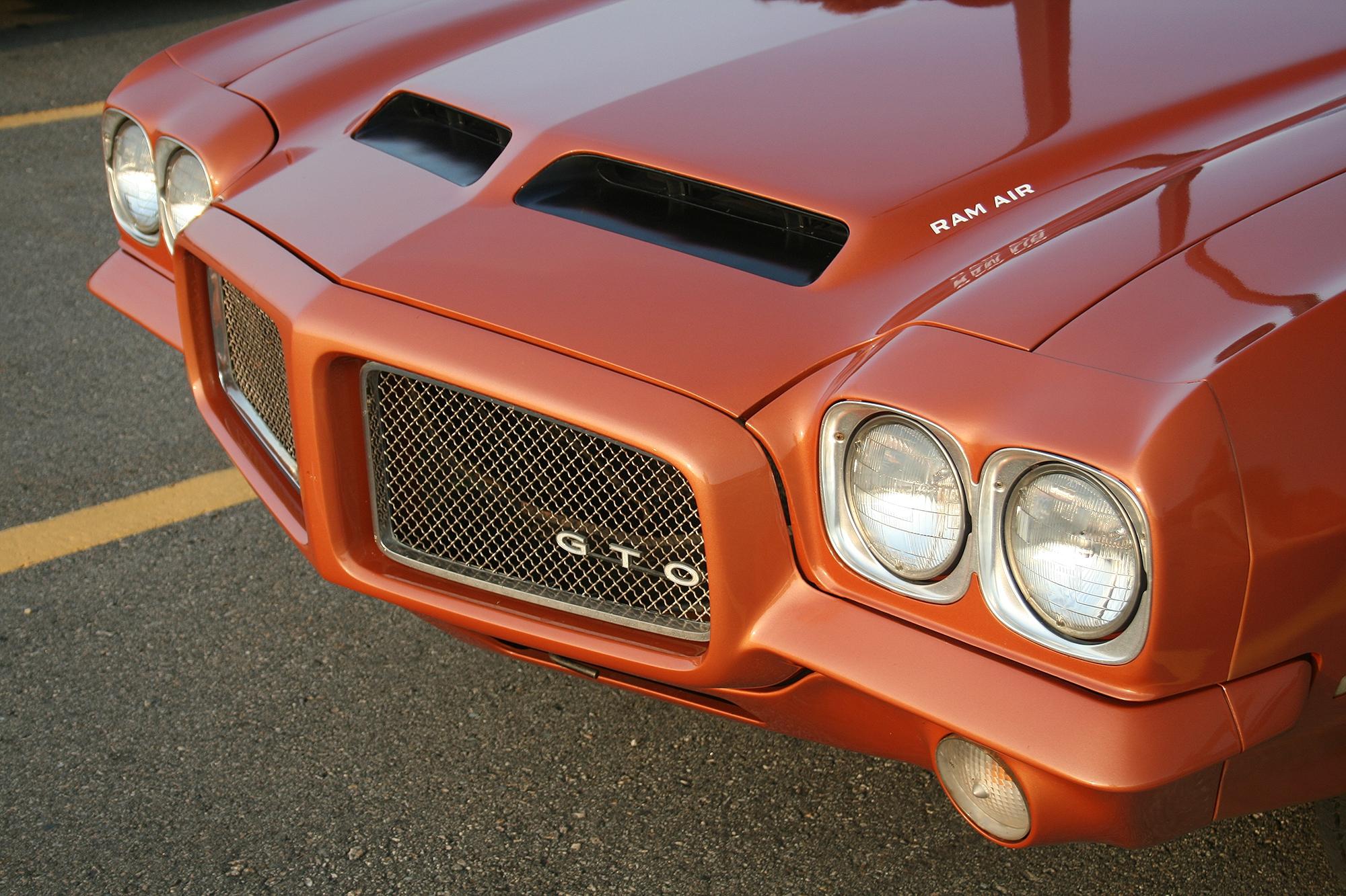 Pontiac Gto Photos