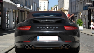 Porsche 911 Carrera 4k