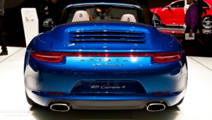 Porsche 911 Carrera Widescreen