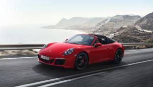 Porsche 911 Gts Cabriolet Photos