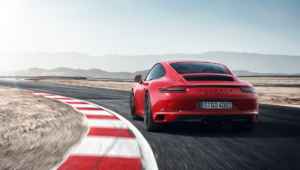 Porsche 911 Gts Cabriolet Wallpaper