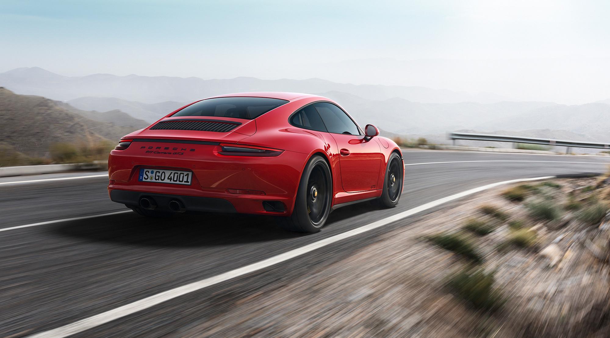 Porsche 911 Gts Cabriolet Wallpapers Hd
