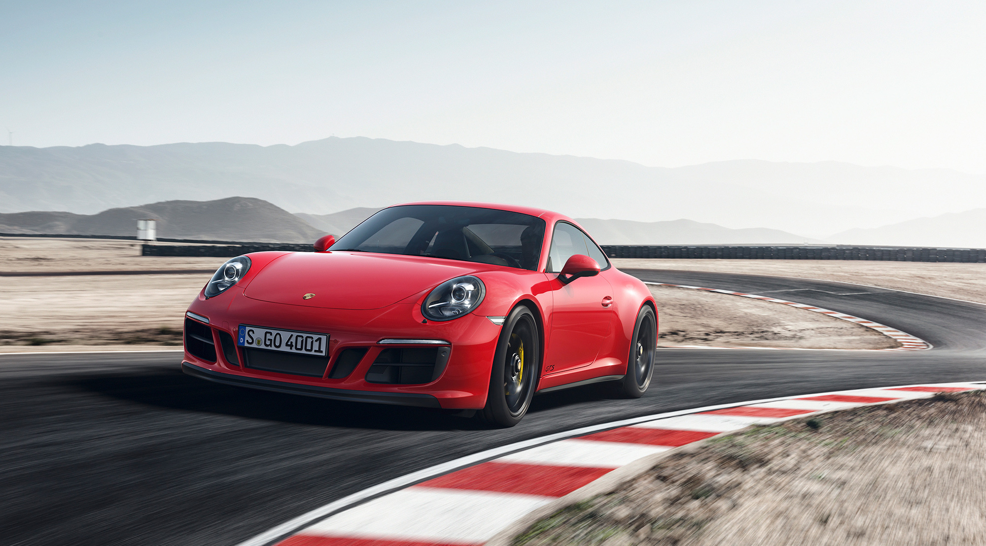 Porsche 911 Gts Cabriolet Wallpapers