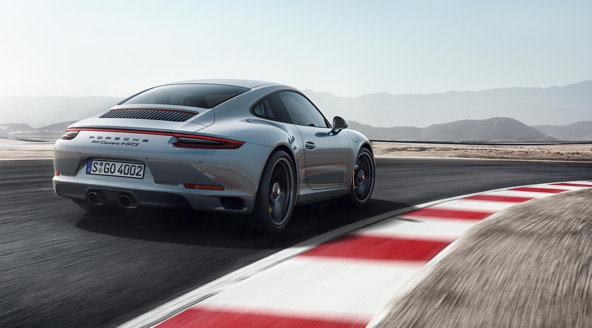 Porsche 911 Gts Wallpaper