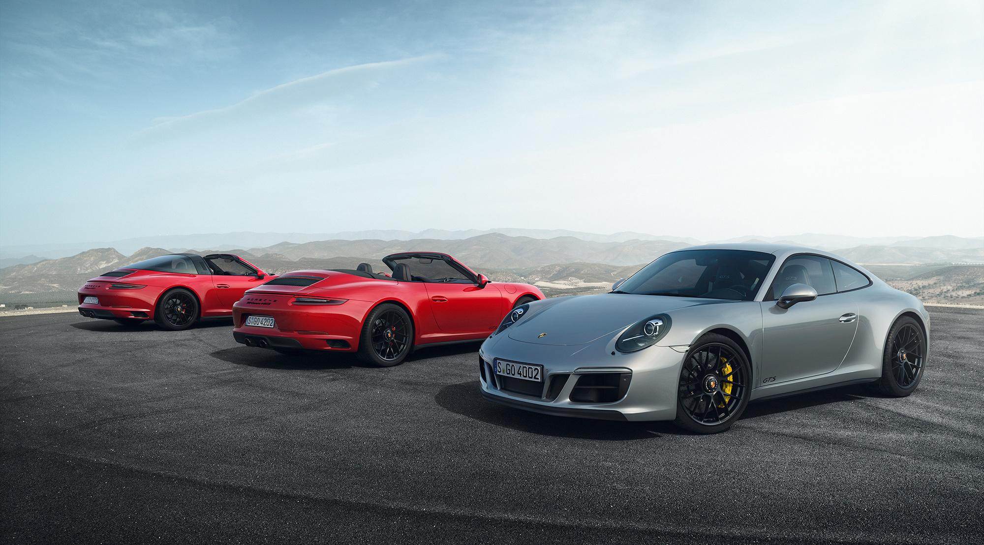 Porsche 911 Gts Wallpapers