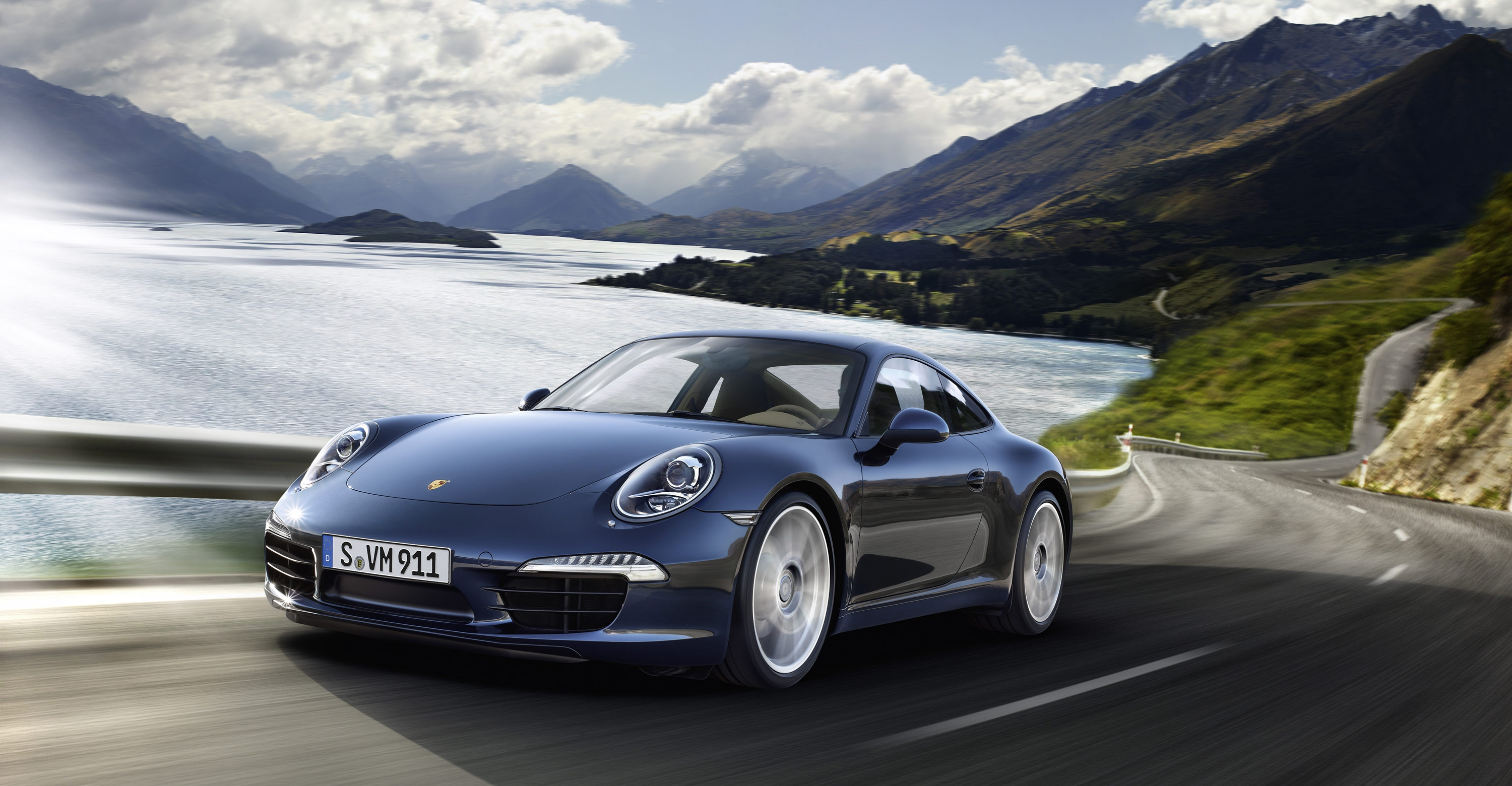 Porsche 911 Hd Background