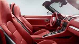 Porsche Boxster Spyder Wallpaper