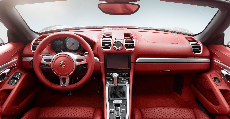 Porsche Boxster Spyder Wallpapers Hd