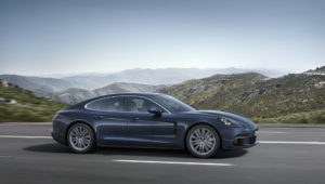 Porsche Panamera Background