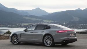 Porsche Panamera Hd Background