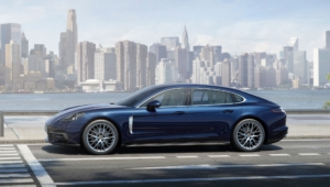 Porsche Panamera Wallpapers