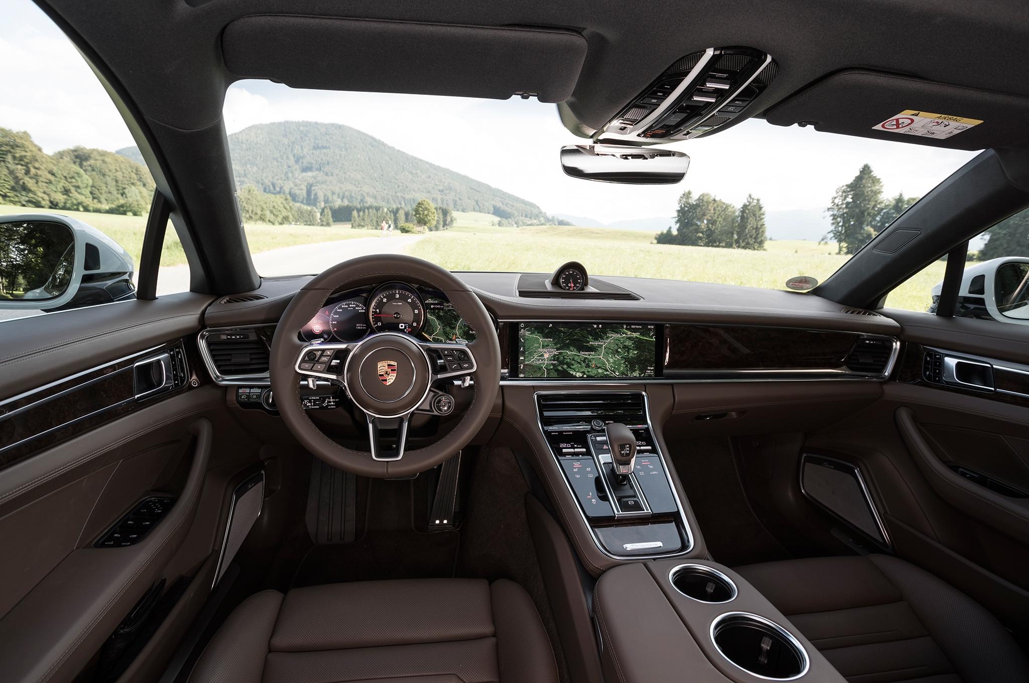 Porsche Panamera For Desktop