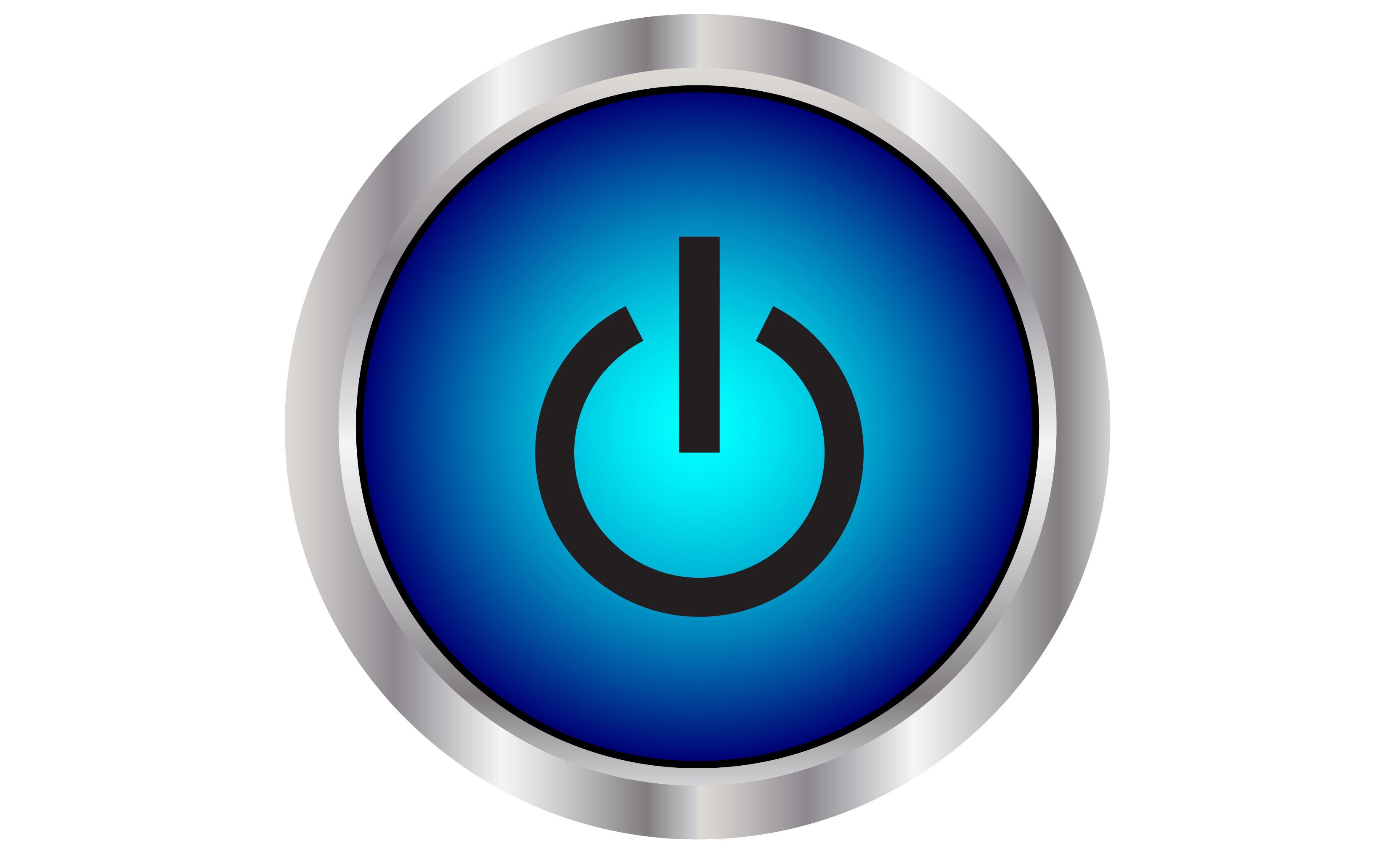 Power Button 4k
