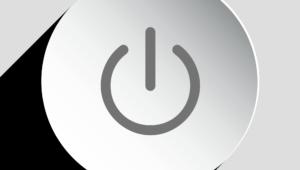 Power Button For Desktop