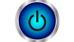 Power Button Full Hd
