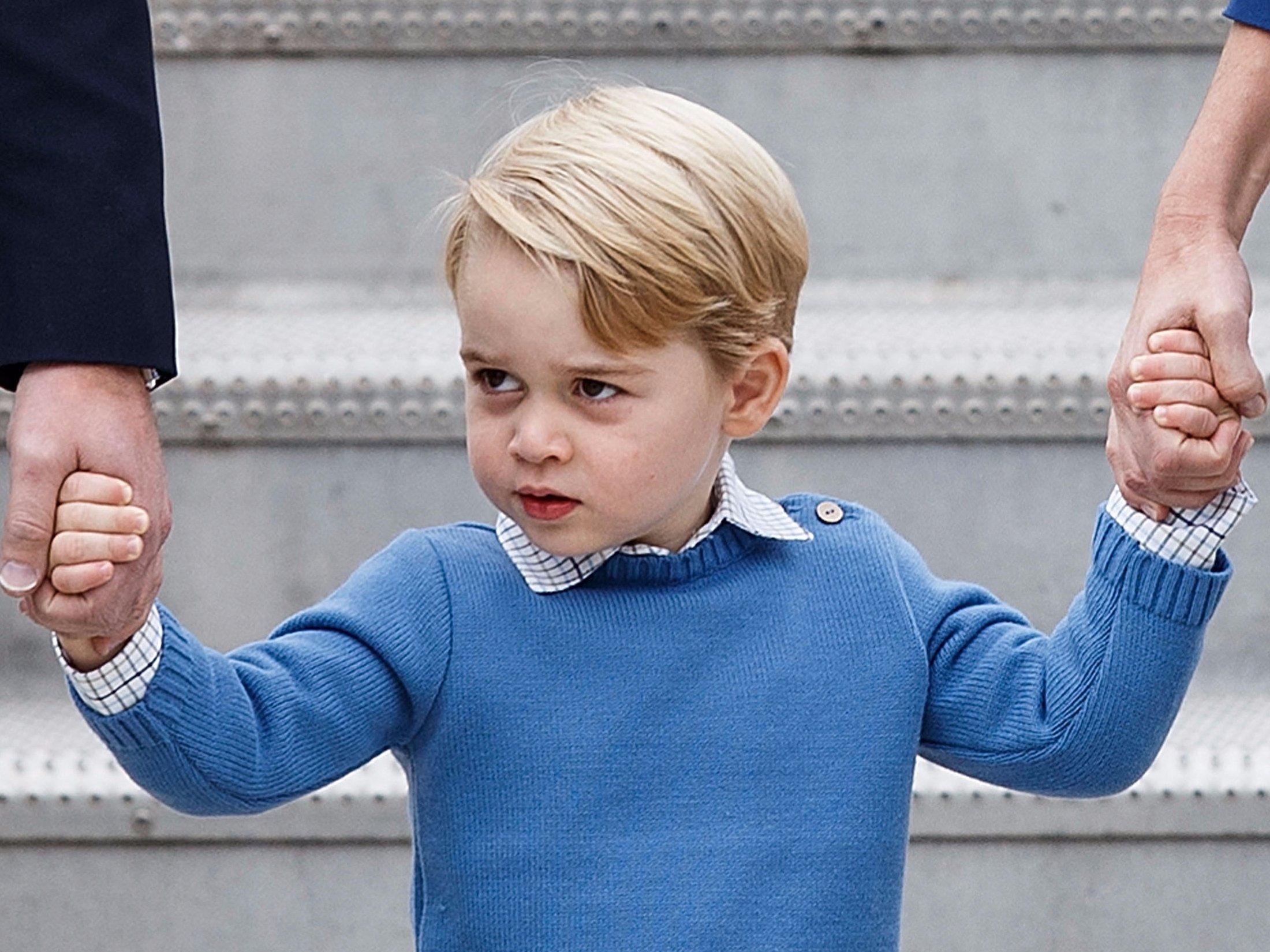 Prince George Wallpaper