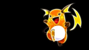 Raichu High Definition Wallpapers